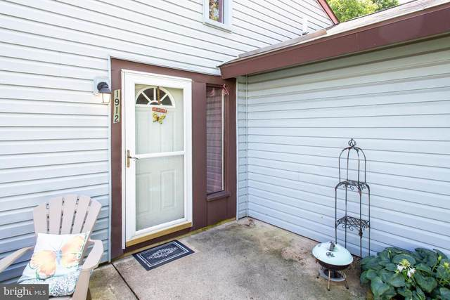 1912 Seven Oaks Terrace, CROFTON, MD 21114 (#MDAA439712) :: The Riffle Group of Keller Williams Select Realtors