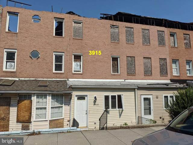 3915 Roland Avenue, BALTIMORE, MD 21211 (#MDBA516572) :: The Dailey Group