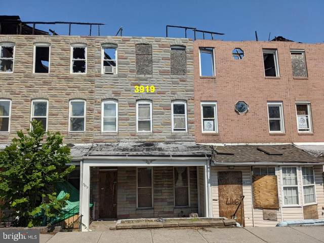 3919 Roland Avenue, BALTIMORE, MD 21211 (#MDBA516574) :: The Dailey Group