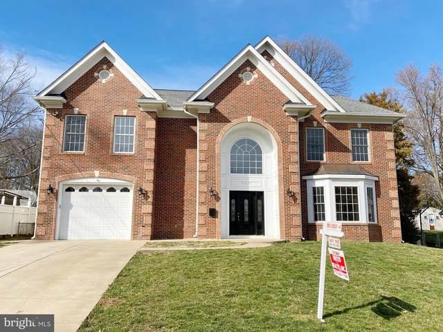 7213 Giles Place, SPRINGFIELD, VA 22150 (#VAFX1140174) :: Fairfax Realty of Tysons
