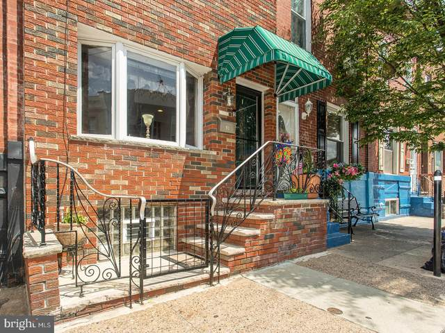 2545 S Darien Street, PHILADELPHIA, PA 19148 (#PAPH912986) :: Mortensen Team