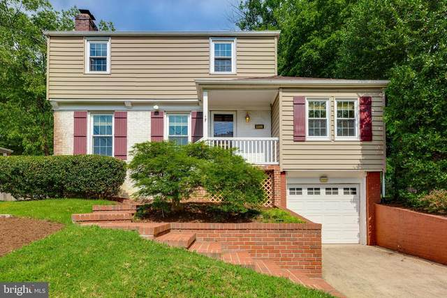 2406 59TH Place, CHEVERLY, MD 20785 (#MDPG573868) :: Revol Real Estate