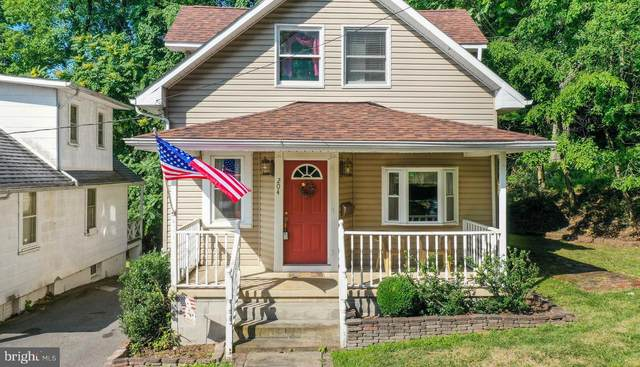 204 Wilmont Avenue, CUMBERLAND, MD 21502 (#MDAL134666) :: AJ Team Realty