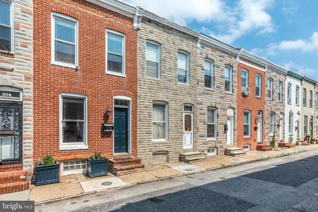 125 N Glover Street, BALTIMORE, MD 21224 (#MDBA516580) :: RE/MAX Advantage Realty