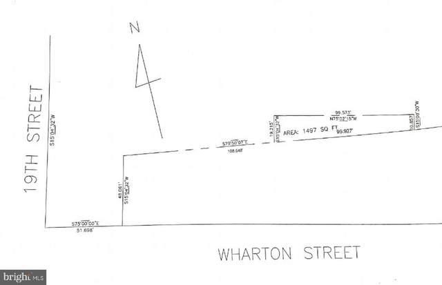 1819-31 Wharton Street, PHILADELPHIA, PA 19146 (#PAPH913030) :: Keller Williams Realty - Matt Fetick Team