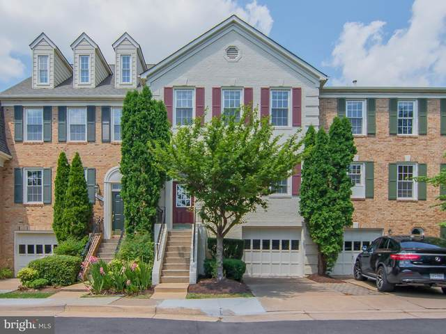 8012 Merry Oaks Lane, VIENNA, VA 22182 (#VAFX1140208) :: Coleman & Associates