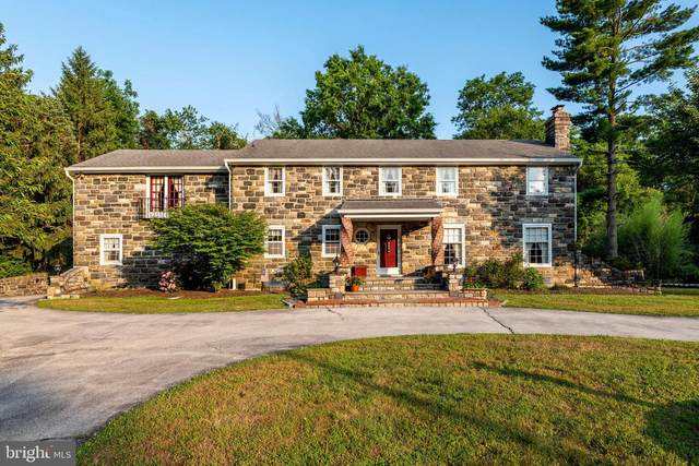 841 Bryn Mawr Avenue, NEWTOWN SQUARE, PA 19073 (#PADE522288) :: Keller Williams Real Estate