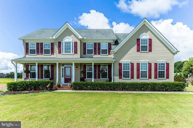 2010 Angora Court, SAINT LEONARD, MD 20685 (#MDCA177406) :: Gail Nyman Group