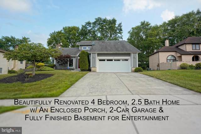 1724 Independence Lane, CHERRY HILL, NJ 08003 (#NJCD397504) :: Holloway Real Estate Group