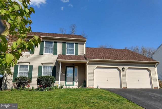2413 Wicklow Drive, HARRISBURG, PA 17112 (#PADA123272) :: TeamPete Realty Services, Inc