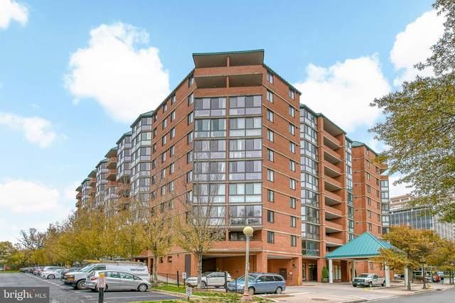1001 N Randolph Street #204, ARLINGTON, VA 22201 (#VAAR165750) :: Certificate Homes