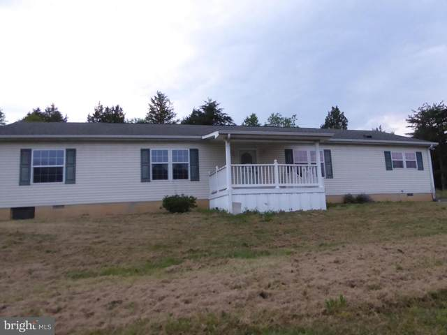 1 Bucklew Lane, SHANKS, WV 26761 (#WVHS114366) :: The Daniel Register Group
