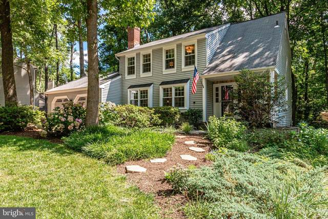5836 New England Woods Drive, BURKE, VA 22015 (#VAFX1140236) :: Fairfax Realty of Tysons