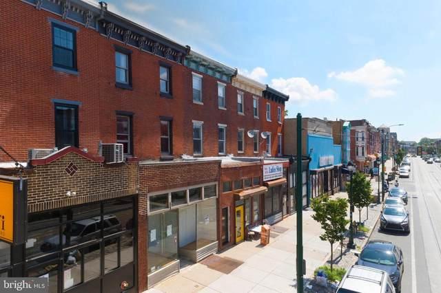 2815 W Girard Avenue, PHILADELPHIA, PA 19130 (#PAPH913128) :: Mortensen Team