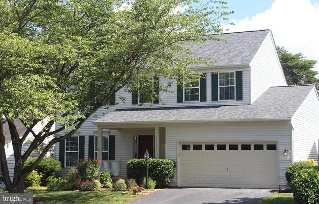 13501 Dodsworth Drive, BRISTOW, VA 20136 (#VAPW499302) :: Larson Fine Properties