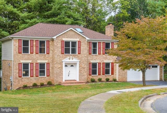 1529 Laurel Hill Road, VIENNA, VA 22182 (#VAFX1140248) :: Coleman & Associates
