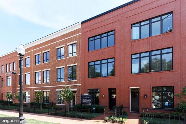1327 D Street SE, WASHINGTON, DC 20003 (#DCDC476564) :: Coleman & Associates