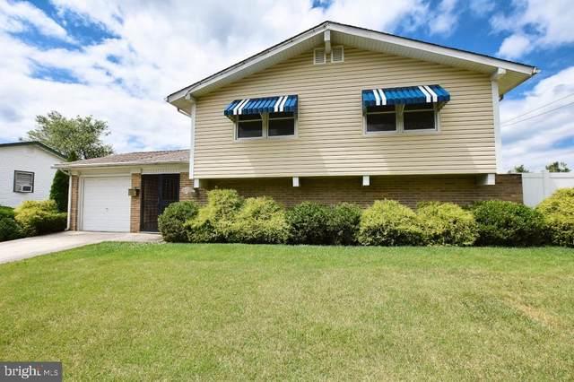 2209 Chestnut Hill Drive, CINNAMINSON, NJ 08077 (MLS #NJBL376466) :: Jersey Coastal Realty Group