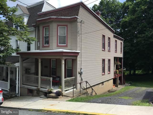 116 S 12TH Street, POTTSVILLE, PA 17901 (#PASK131392) :: Mortensen Team