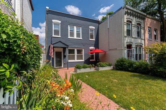 906 12TH Street SE, WASHINGTON, DC 20003 (#DCDC476576) :: Fairfax Realty of Tysons