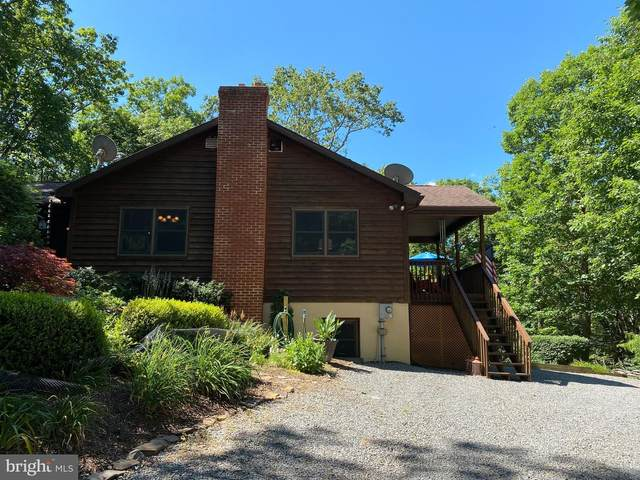 84 Lonesome Lane, GREAT CACAPON, WV 25422 (#WVMO117090) :: Bic DeCaro & Associates