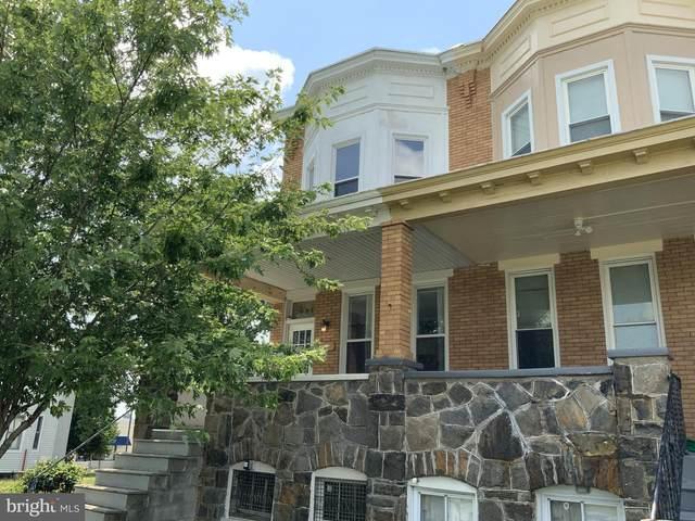 3831 Wilkens Avenue, BALTIMORE, MD 21229 (#MDBA516644) :: Larson Fine Properties