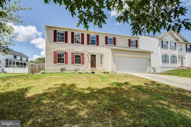 14810 Crossvalley Road, BURTONSVILLE, MD 20866 (#MDMC715664) :: John Smith Real Estate Group