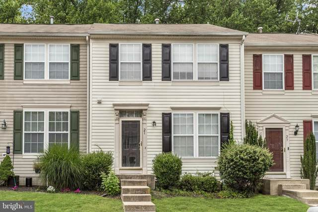 21 Snow Pine Court, OWINGS MILLS, MD 21117 (#MDBC499468) :: The MD Home Team
