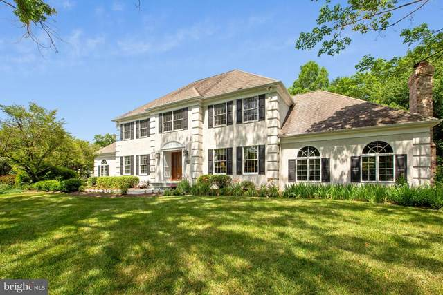 400 E Oak Avenue, MOORESTOWN, NJ 08057 (#NJBL376486) :: Scott Kompa Group