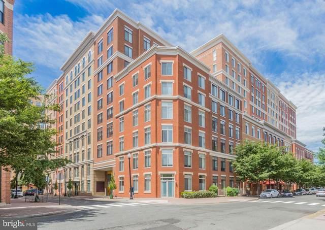 1205 N Garfield Street #609, ARLINGTON, VA 22201 (#VAAR165776) :: Certificate Homes