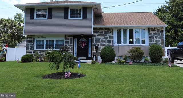 215 Maureen Drive, CINNAMINSON, NJ 08077 (#NJBL376496) :: RE/MAX Advantage Realty