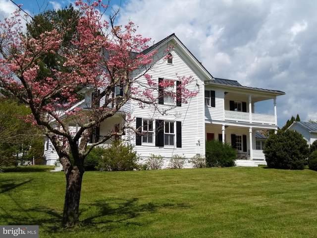 106 Piedmont Avenue, WASHINGTON, VA 22747 (#VARP107396) :: Coleman & Associates