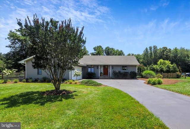 24 Prospect Bay Drive W, GRASONVILLE, MD 21638 (#MDQA144566) :: Talbot Greenya Group