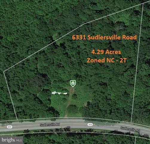 6331 Sudlersville Road, MARYDEL, MD 21649 (#MDQA144568) :: Coleman & Associates