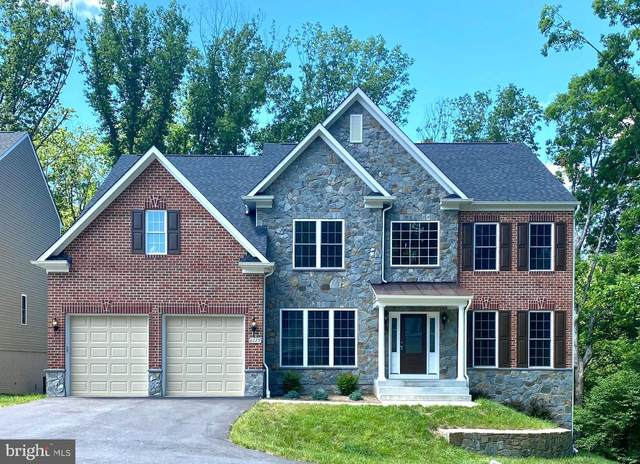 6229 Grace Marie Drive, CLARKSVILLE, MD 21029 (#MDHW282136) :: The Bob & Ronna Group