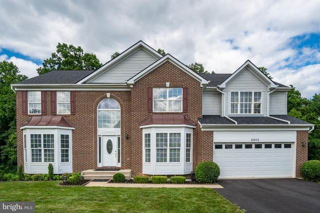 8905 Royal Crest Drive, HYATTSVILLE, MD 20783 (#MDPG573950) :: The Gold Standard Group