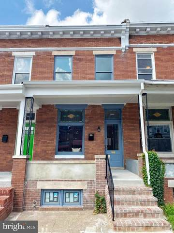 3956 Falls Road, BALTIMORE, MD 21211 (#MDBA516666) :: The Miller Team