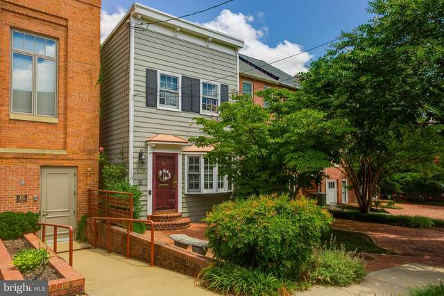 109 Franklin Street, ALEXANDRIA, VA 22314 (#VAAX248296) :: Fairfax Realty of Tysons