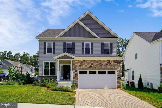 808 Dunfer Hill Road, SEVERNA PARK, MD 21146 (#MDAA439816) :: The Vashist Group
