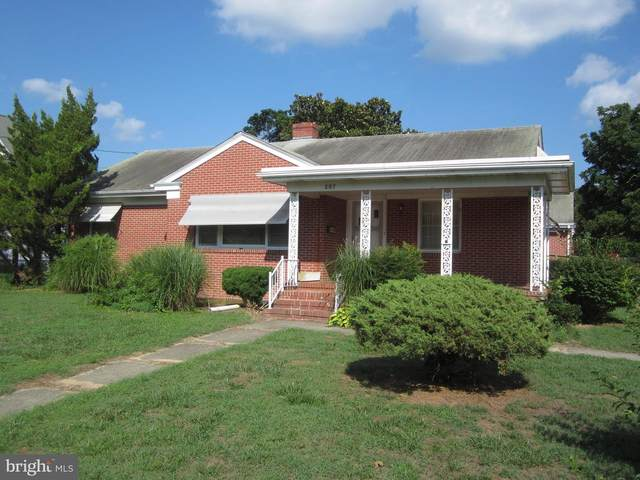 207 S 7TH Street, DENTON, MD 21629 (#MDCM124230) :: Certificate Homes