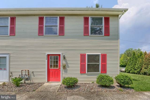 117 S Chestnut Street C, MECHANICSBURG, PA 17055 (#PACB125526) :: Flinchbaugh & Associates