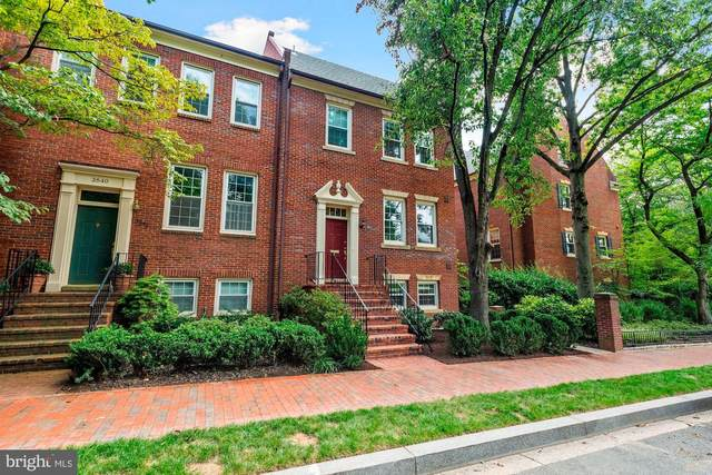 3644 Reservoir Road NW, WASHINGTON, DC 20007 (#DCDC476686) :: Arlington Realty, Inc.