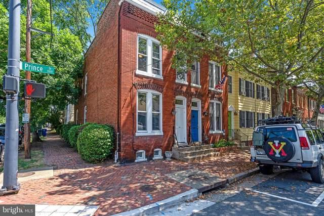 1125 Prince Street, ALEXANDRIA, VA 22314 (#VAAX248302) :: Fairfax Realty of Tysons