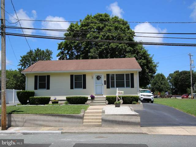 1019 SE 2ND Street, MILFORD, DE 19963 (#DESU164344) :: RE/MAX Coast and Country