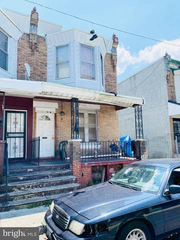 15 N Peach Street, PHILADELPHIA, PA 19139 (#PAPH913422) :: Keller Williams Realty - Matt Fetick Team