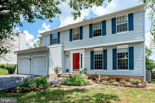 42858 Churchill Downs Drive, ASHBURN, VA 20147 (#VALO415784) :: The Vashist Group