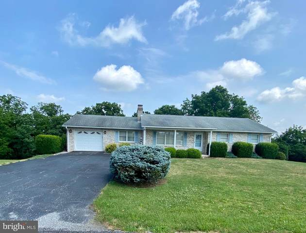 724 Quaker Church Road, YORK SPRINGS, PA 17372 (#PAAD112250) :: Liz Hamberger Real Estate Team of KW Keystone Realty