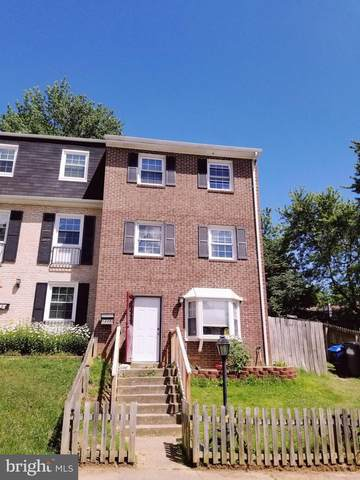 14391 Berkshire Drive, WOODBRIDGE, VA 22193 (#VAPW499392) :: AJ Team Realty