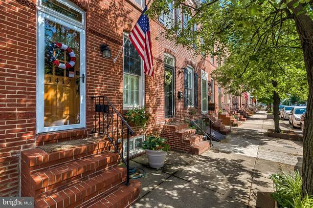 1417 Andre Street, BALTIMORE, MD 21230 (#MDBA516700) :: The Dailey Group