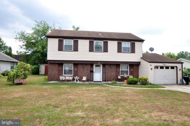 40 Peppermint Lane, WILLINGBORO, NJ 08046 (#NJBL376522) :: Linda Dale Real Estate Experts